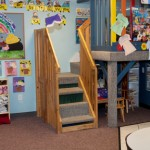 Kindergarten Lofted Area