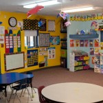 Kindergarten Main Area